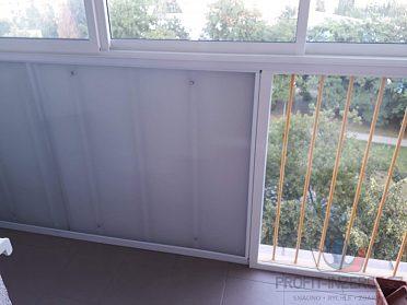 Úprava balkonu