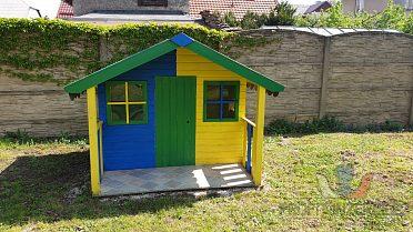 Dětský zahradní domek