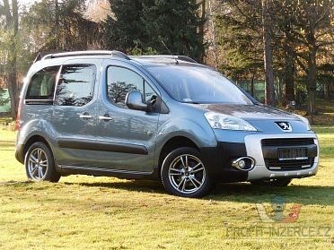 Peugeot Partner Tepee OUTDOOR 1.6 HDI
