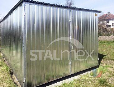 stavební bunka garaz 3x5