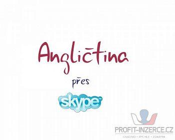 Kurz angličtiny přes Skype