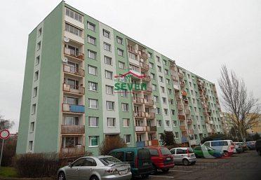 Prodej bytu 1+1 v OV Chomutov, 36 m2