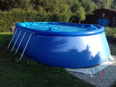 Bazén SWING Oval a příslušenství