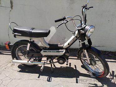 Moped Ankur Hero Majestic