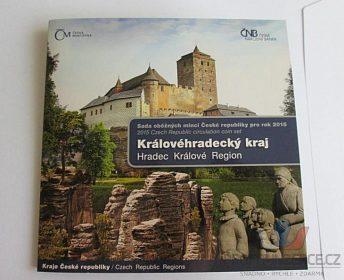 sada mincí Královehradecký kraj 2015