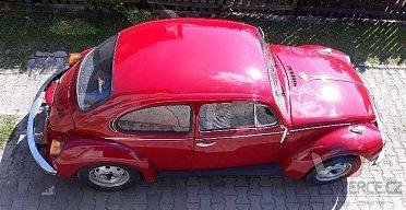 VW Brouk německý model 1974