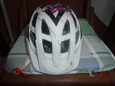 Dívčí cyklistická přilba SCOTT SPUNTO