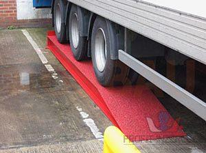 Nájezdove rampy pro kamiony AUSBAU-WHLR