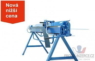 Klempířské stroje ruční ohýbačky 2m