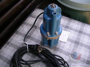 Prodej tlakového čerpadla