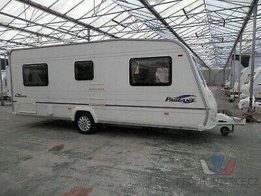 Aglicky karavan Bailey Bordeaux