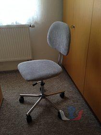 Velmi kvalitní novou otočnou židli