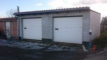 Koupím garáž Tršice