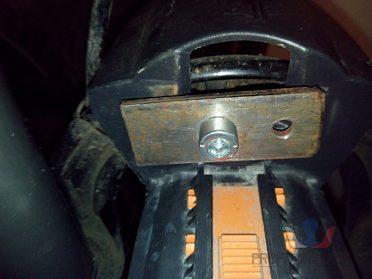 """Přední blatník Shockblade II 28""""-29"""""""