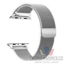 Apple Watch MJ5F2ZM/A milánský tah 42 mm