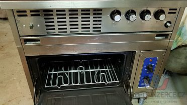 Zařízení profi kuchyně použité!