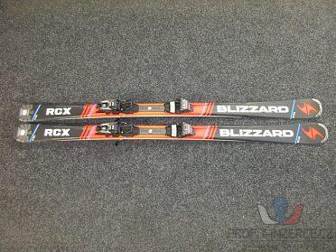 Prodej sjezdových lyží Blizzard + přísl.