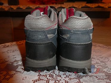 Trekové boty McKinley AQUAMAX