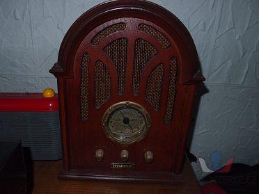 retro radio hyundai