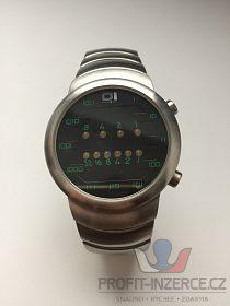 Binari hodinky