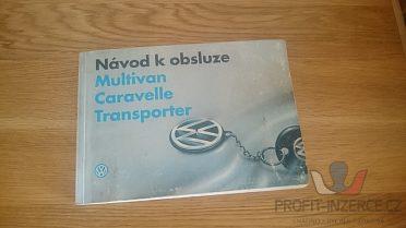 Navod k obsluze pro vw transporter