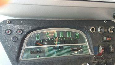 Citroen r.v.1978, nafta, 5724km