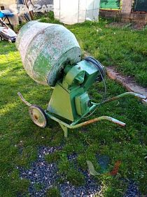 Stavební míchačka 380 V