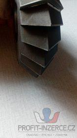 Úhlová fréza souměrná 90° × 100 mm