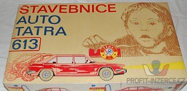 Koupím tuto autostavebnici Tatra 613