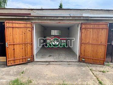 Prodej garáže Novosedlice