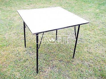 Stoly - Stůl na železných nohách - 3 ks