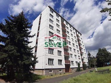 Prodej bytu 1+1 v OV Chomutov, 35 m2