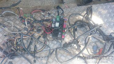 Elektroinstalace vw transporter 2,4D