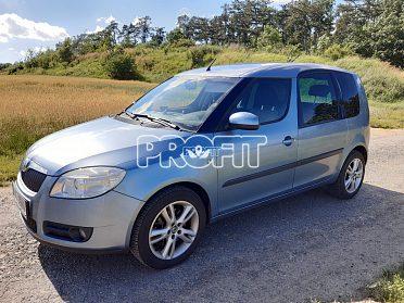 Škoda Roomster, rv 2009,benzin 1.6/77KW