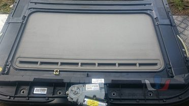 Stresni okno sibr na audi A6