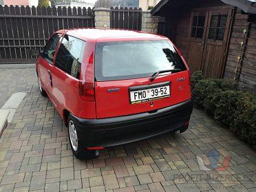 Fiat Punto 25 000 km