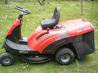 Zahradní traktor, trakturek-rider