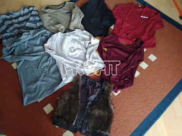 Sety oblečení,cena za vše viz fota