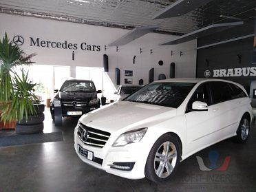 Mercedes-Benz R 350 CDI L 4MATIC