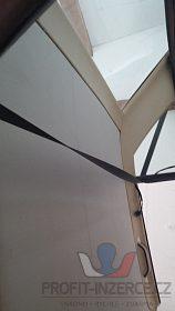 pevná střecha (hardtop) Mercedes-Benz SL