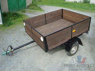 Prodám přívĕsný vozík