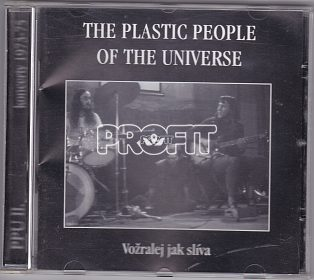 CD  THE PLASTIC PEOPLE OF THE UNIVERSE