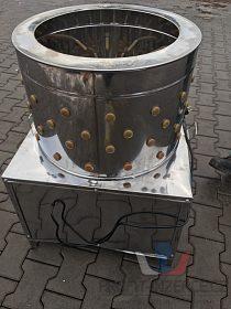 Bubnová škubačka na drůbež CR60,