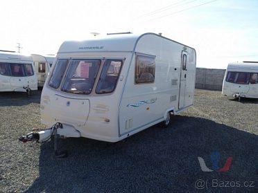 Anglický karavan Avondale Godiva 470/2