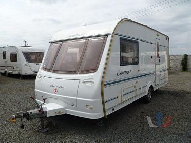 Anglický karavan Coachman Pastiche 470/2