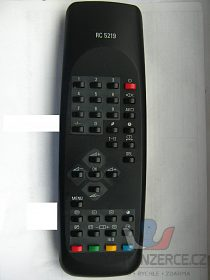 dálkový ovladač RC5219 pro televize OVP