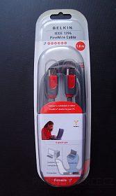 Belkin IEEE1394 FireWire kabel,6pin to 6