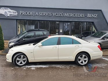 Mercedes-Benz S 350 BlueTEC 4MATIC