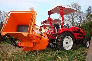 Štěpkovač za traktor BX62R (NOVÝ TYP)