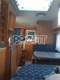 Obytný přívěs-karavan Knaus Eifelland 395 mover